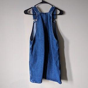 ASOS Dresses - New Look Denim Pinny Dress